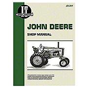 JD201 - I&T Shop Service Manual