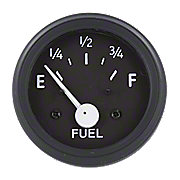 JDS1707 - Electric Fuel Gauge fits 2 Cylinder models