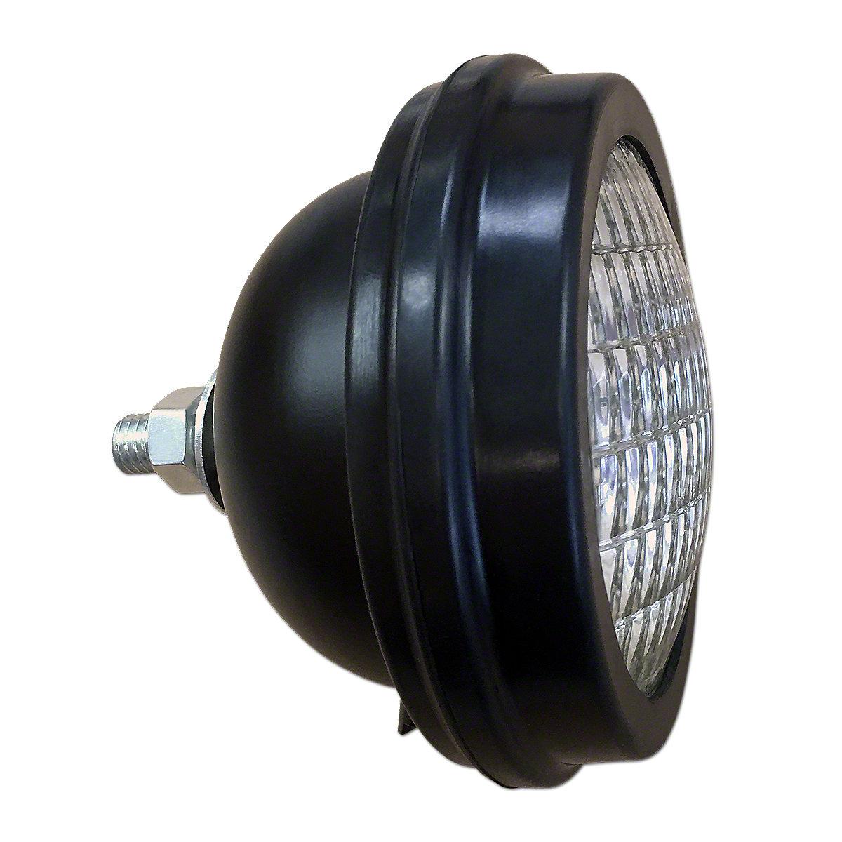 Steiner Tractor Fenders : Volt inner fender light with rubber bezel guide style