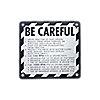 JDS314 - BE-CAREFUL PLATE