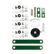 JDS3237 - Basic Seat Suspension Repair Kit