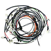 JDS3828 - Restoration Quality Wiring Harness for Tractors Using 1 Wire Alternator