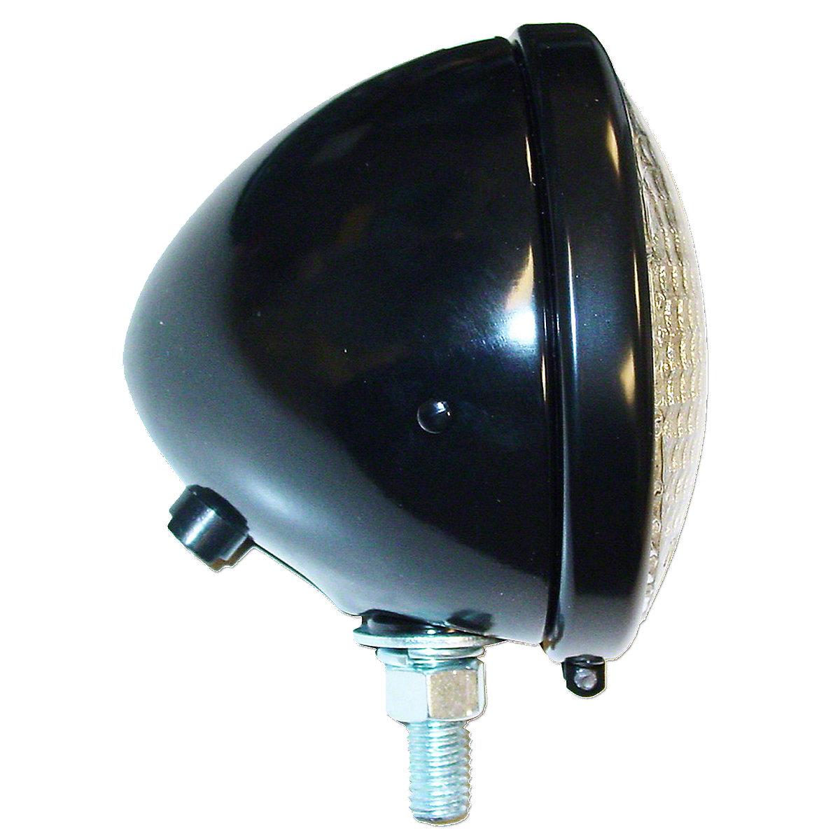 6 Volt Tractor Lights : Jds volt complete headlight asse