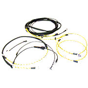 JDS806 - Restoration Quality Wiring Harness For Tractors Using 2 Wire Cut-Out Relay
