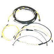 JDS810 - Restoration Quality Wiring Harness For Tractors Using 2 Wire Cut-Out Relay