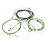 JDS818 - Restoration Quality Wiring Harness For Tractors Using 2 Wire Cut-Out Relay