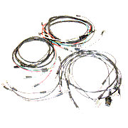 JDS820 - Wiring Harness Kit For Tractors Using 3 Or 4 Terminal Voltage Regulator