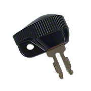 KEY3302 - Ignition Key with Original Style Plastic Knob