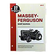massey ferguson 205 industrial specs