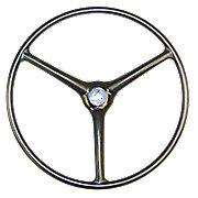 MFS114 - Steering Wheel  (Black)