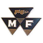 MFS141 - Front Emblem