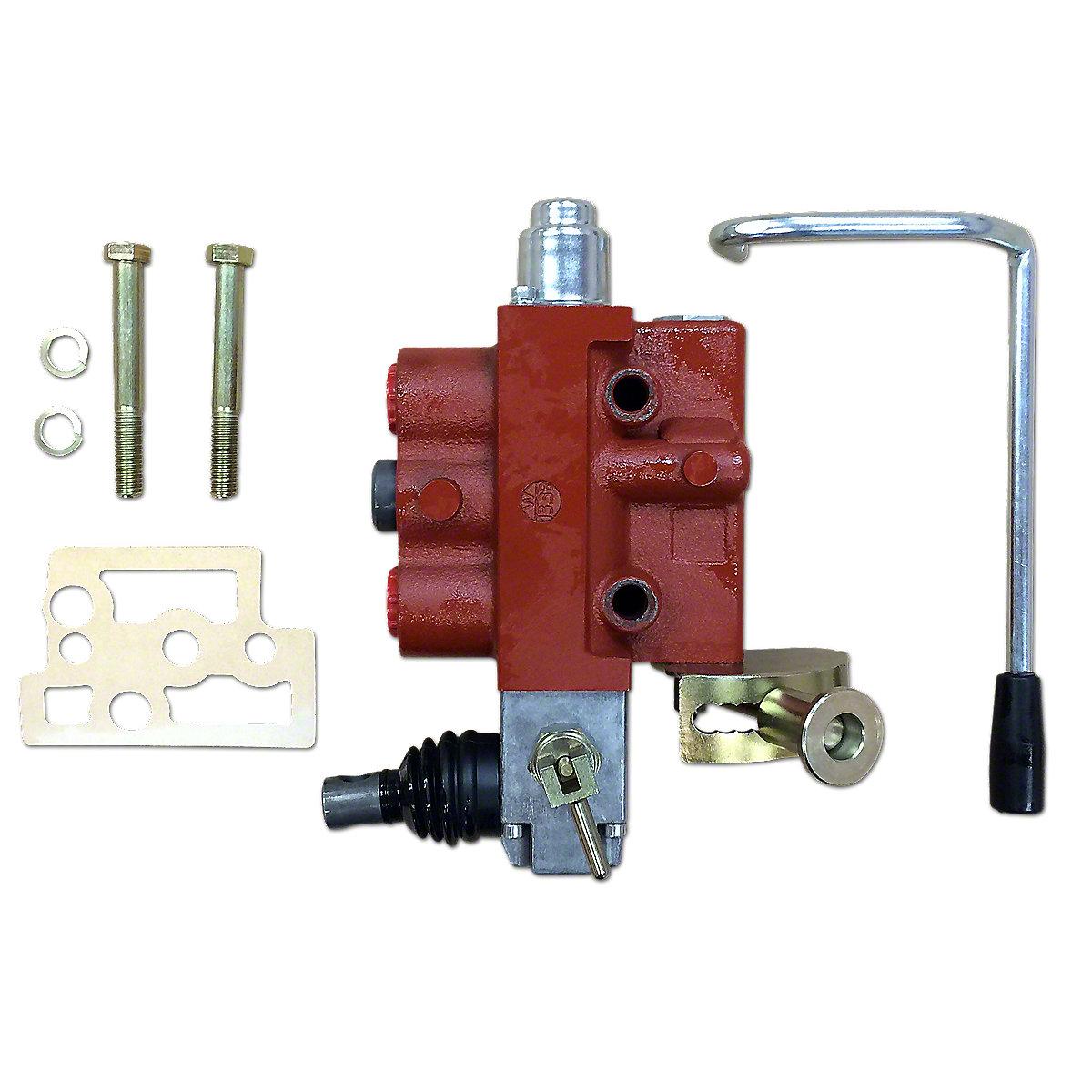 Tractor Hydraulic Remote : Mfs single hydraulic remote valve