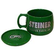 MIS125 - Green Souper Mug