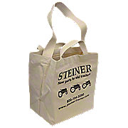 MIS150 - Canvas Bag, Steiner  -- Heavy Duty, Perfect To Carry  Parts At Tractor Shows!