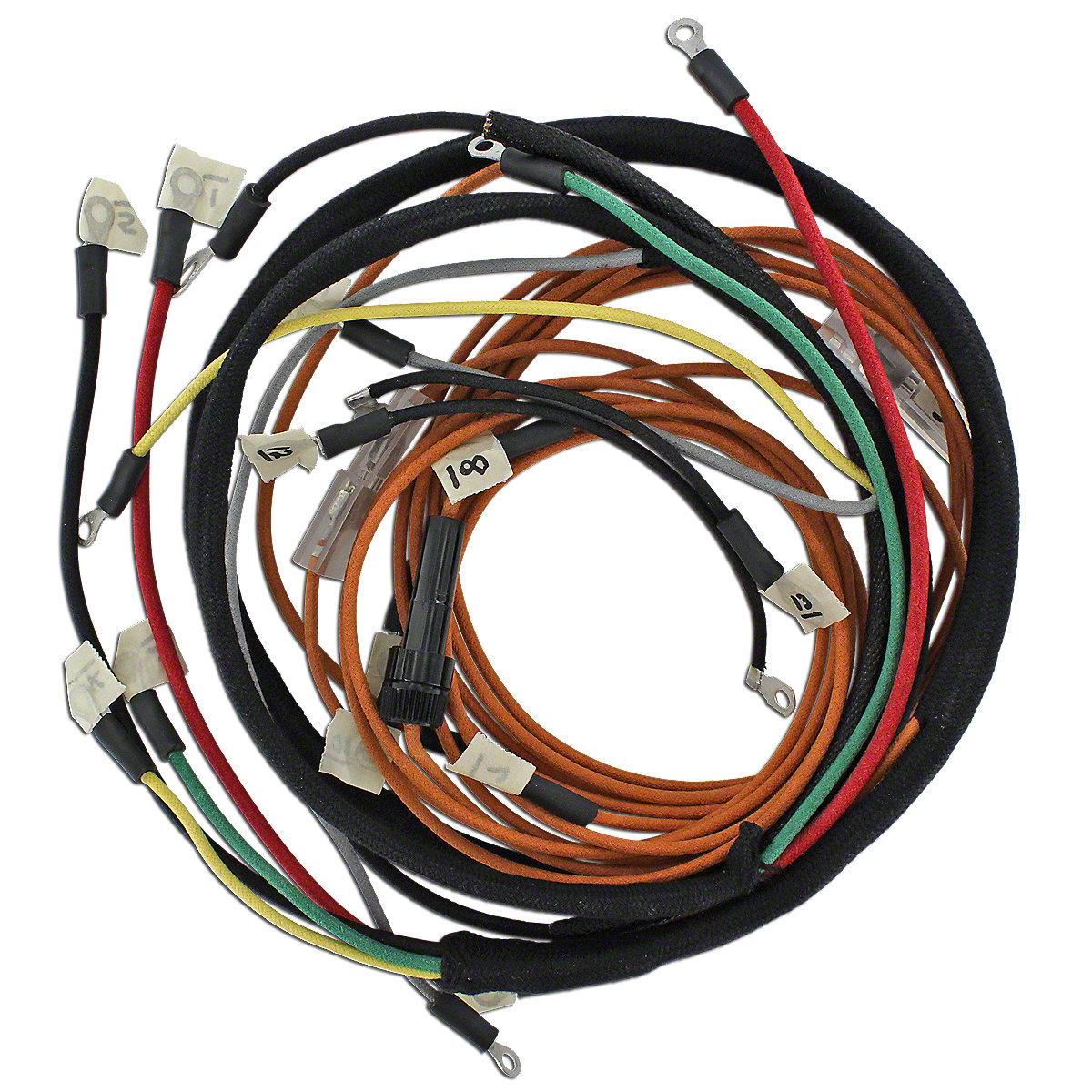 restoration quality wiring harness ols2705