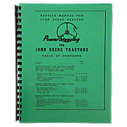 REP3243 - 2-Cylinder Power Steering Service Manual Reprint