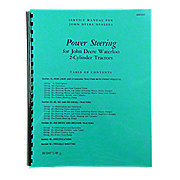 REP3247 - 2-Cylinder Power Steering Service Manual Reprint