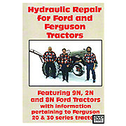 VID03D - Ford & Ferguson Hydraulic Repair Video (Dvd)