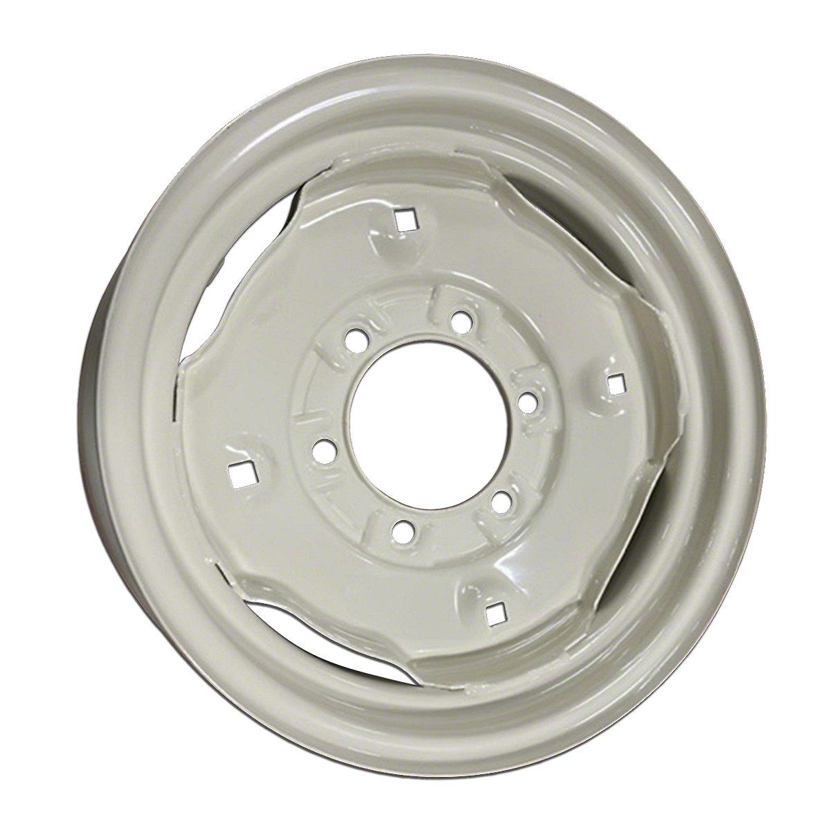 "WHS019 3"" X 15"" (6 Lug) Front Wheel"