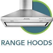 Shop Kitchen Range Hoods