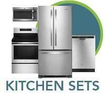 Shop Kitchen Appliance Sets