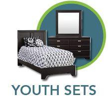 Shop Youth Bedroom Sets