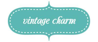 Vintage Charm Logo