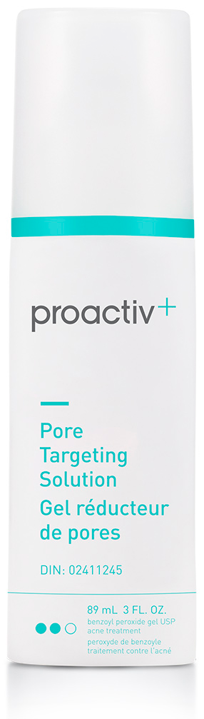 Pore Targeting Treatment