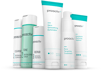 Proactiv+ and Proactiv® solutions