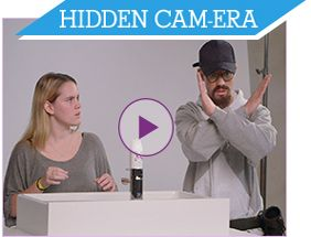Hidden Camera Cameron