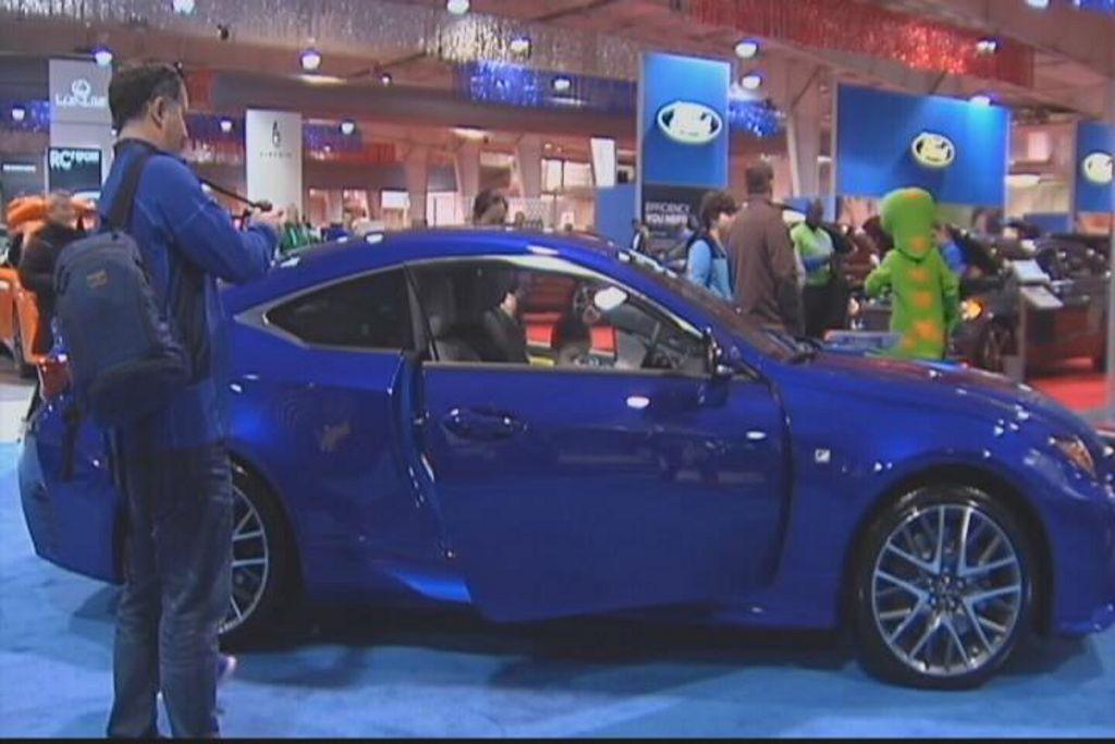 International Auto Expo Leaves NC Fairgrounds - Car show raleigh nc fairgrounds