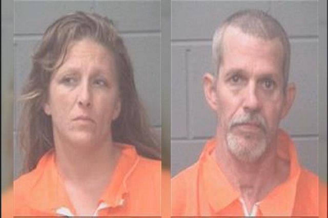 traffic stop in Jacksonville on Friday afternoon lead to a meth bust