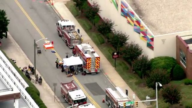 Chemical leak at North Carolina YMCA sends children to hospital