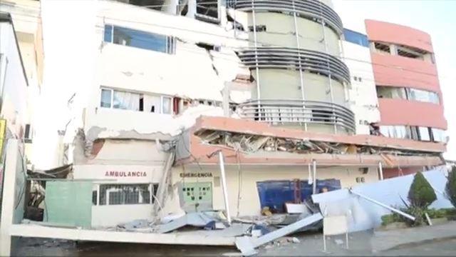 Nuevo temblor sacudió a Ecuador esta madrugada