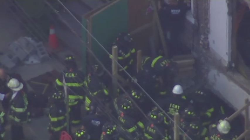 Three Workers Injured in Crane Accident at Astoria Construction Site