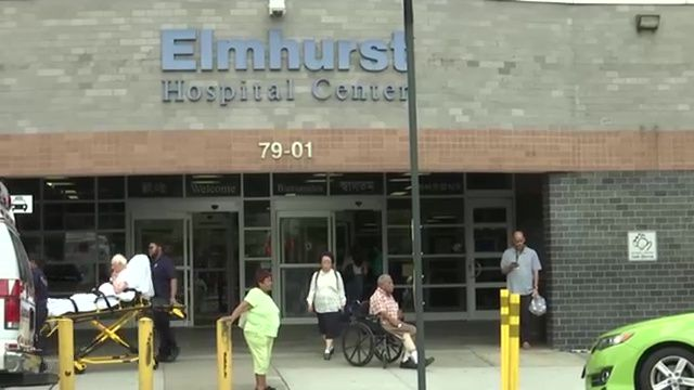 Elmhurst Hospital Seeks State Approval for Badly Needed Renovations