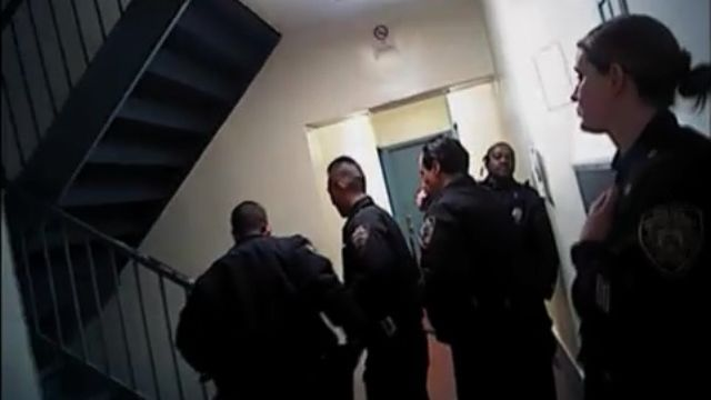 NY1 gets first glimpse of NYPD body camera footage
