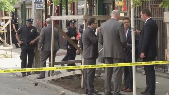 NYPD: 4-year-old among 3 injured in Bronx shooting
