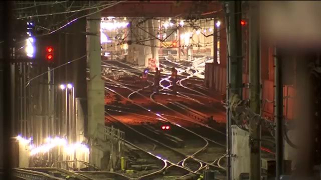 Penn Station track repairs still on schedule, Amtrak says