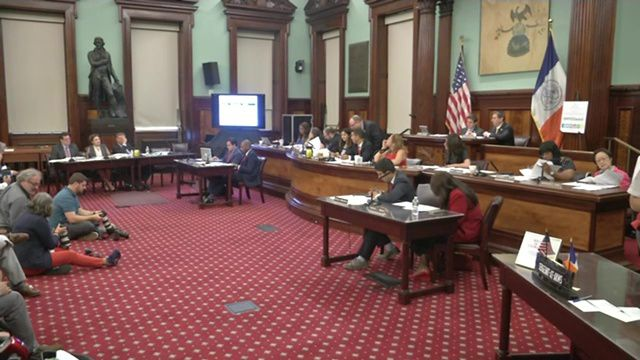 MTA officials come under fire at City Council hearing