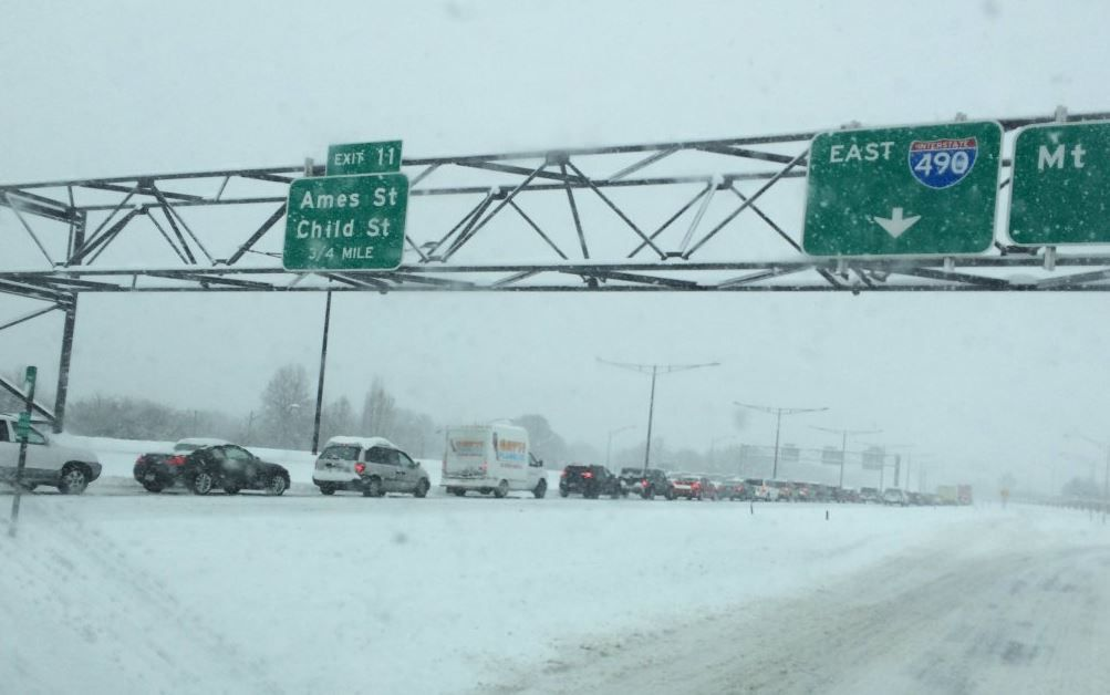 Photo Gallery: Rochester Winter Weather