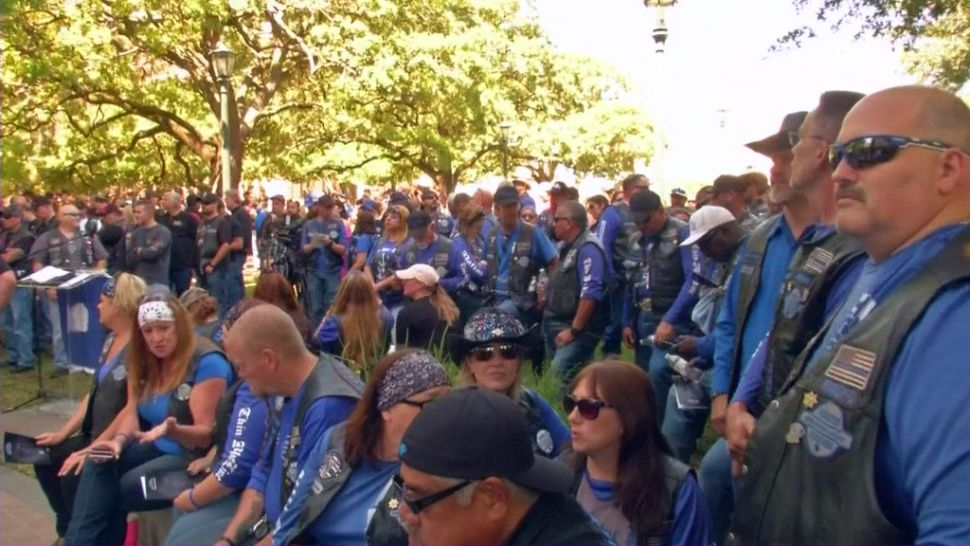 Police Unity Tour departs Rochester in honor of fallen officers