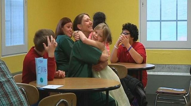 Program Equips Women Incarcerated at Albion to Become Better Moms