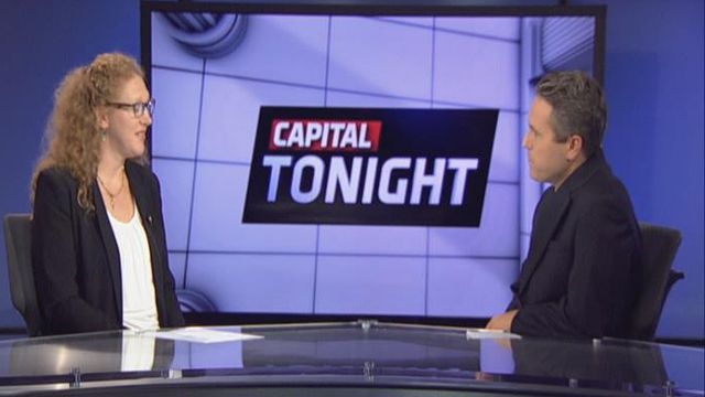 Capital Tonight Extended Interview: Susannah Tuttle From NC Interfaith Power  And Light