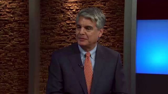 Capital Tonight: UT President Greg Fenves