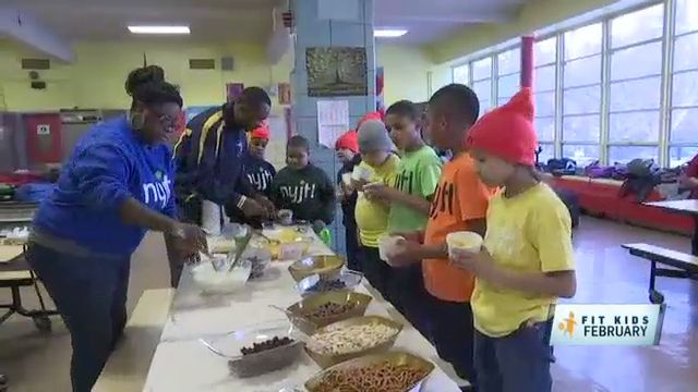 Fit Kids: Bronx Students Learn to Serve Up Better Food Options