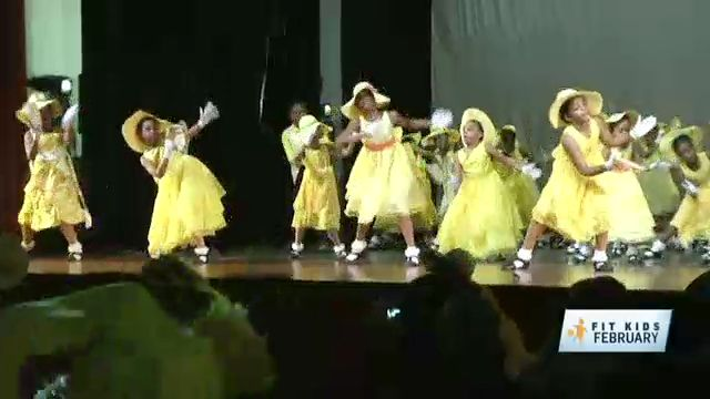 Fit Kids: Queens Dancers Use Exercise to Become Stage Worthy