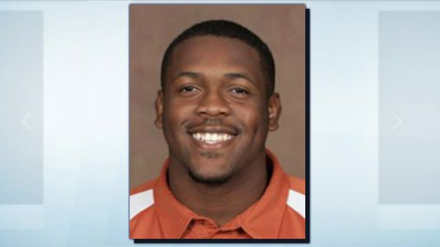 Texas offensive lineman Kent Perkins arrested on DWI charge