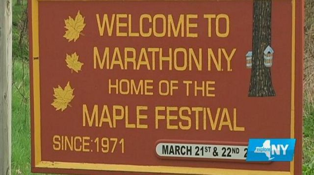 Marathon's History Steeped in Maple Syrup