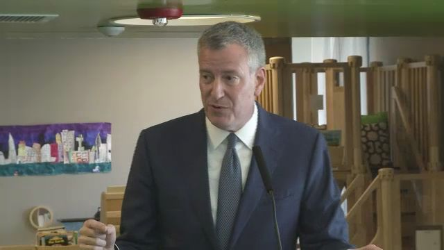 Report: 2 Grand Juries Hearing Testimony in Connection with Investigations into de Blasio Fundraising
